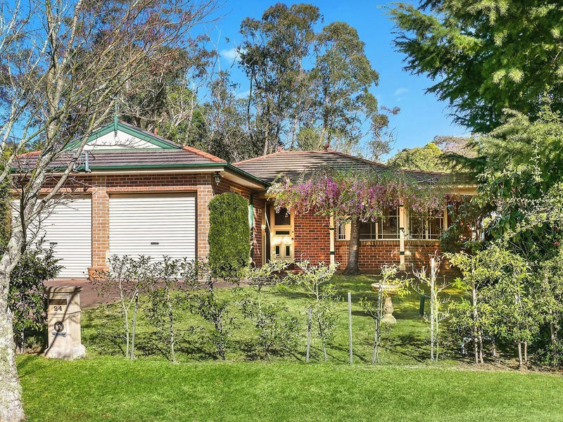 24 David Street, Wentworth Falls, NSW 2782