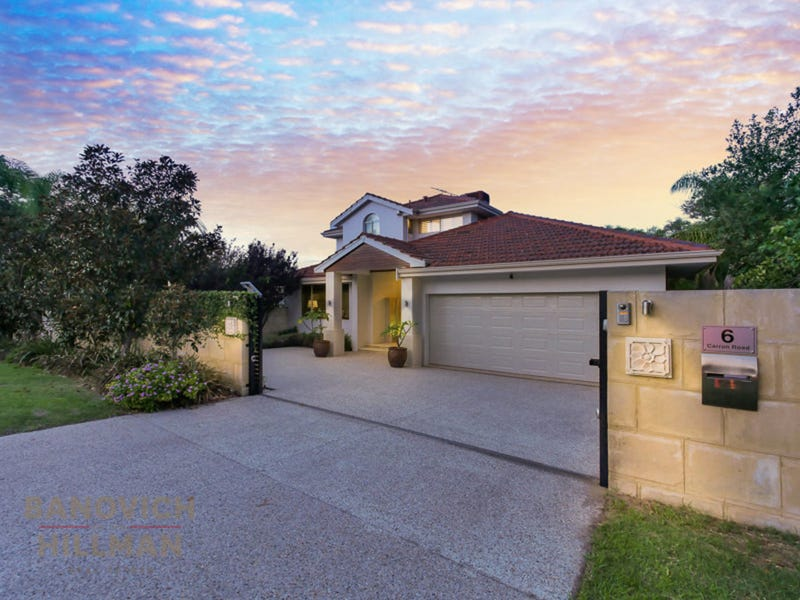 6 Carron Road, Applecross, WA 6153
