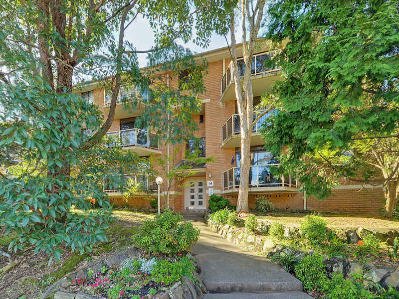 7/14 William Street, Hornsby, NSW 2077