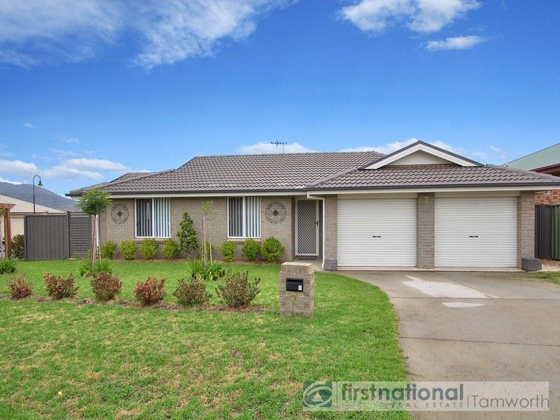 1/7  Eagle Avenue, Calala, NSW 2340