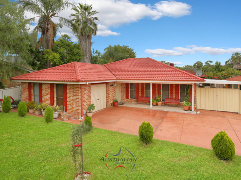 121 Summerfield Avenue, Quakers Hill, NSW 2763