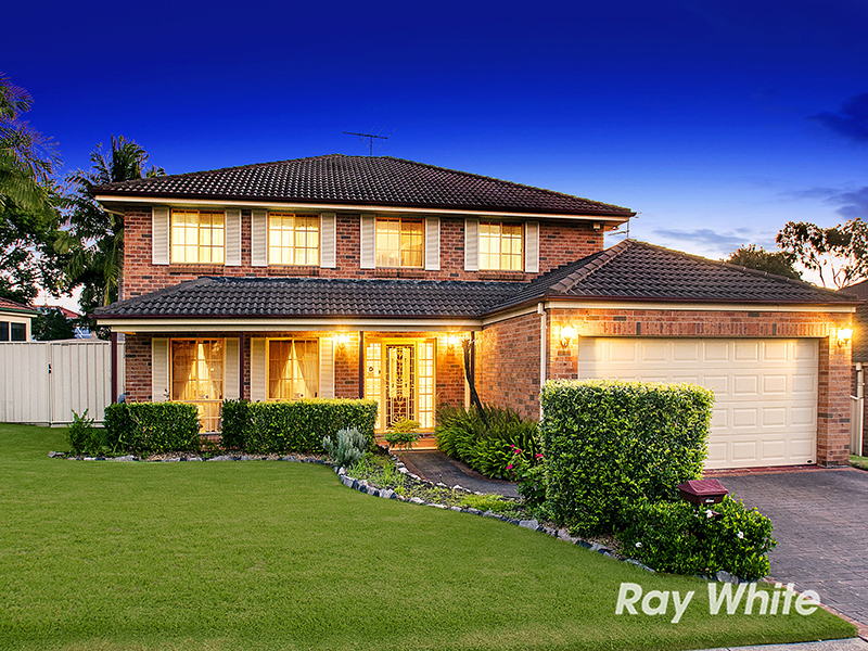 12 Hungerford Drive, Glenwood, NSW 2768