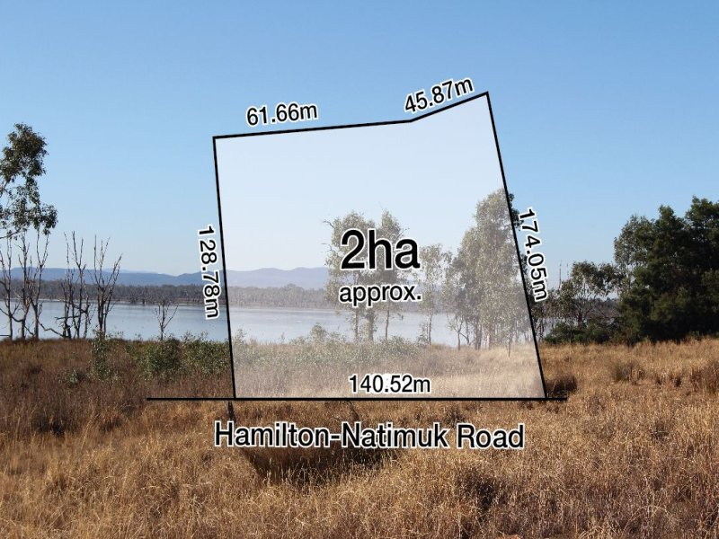 Lot 9 Natimuk-Hamilton Road, Toolondo, Vic 3401