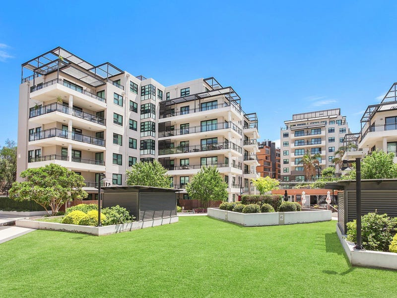 45/9 Bay Drive, Meadowbank, NSW 2114