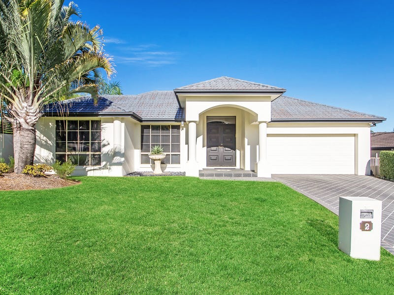 2 Selsey Court, Arundel, Qld 4214