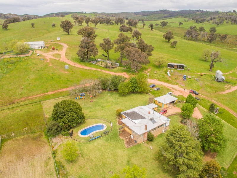 301 Shockeroo Road, Humula, NSW 2652