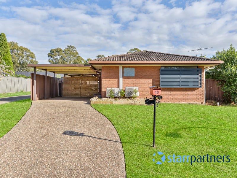40 Donalbain Cct, Rosemeadow, NSW 2560