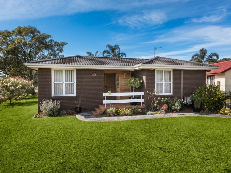 40 Gleeson Crescent, Bellambi, NSW 2518