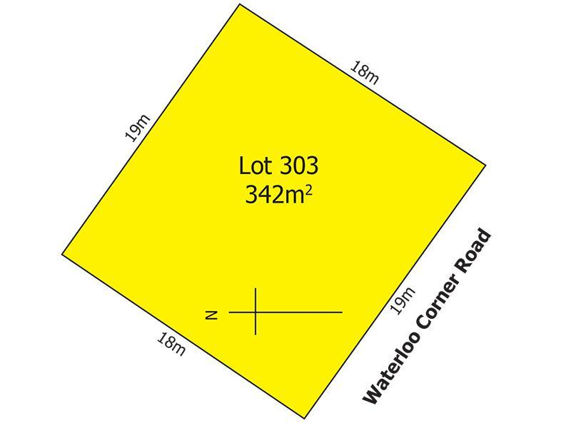 Lot/303 Waterloo Corner Road, Salisbury North, SA 5108