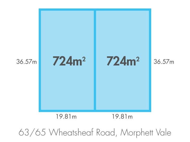 63 & 65 Wheatsheaf Rd, Morphett Vale