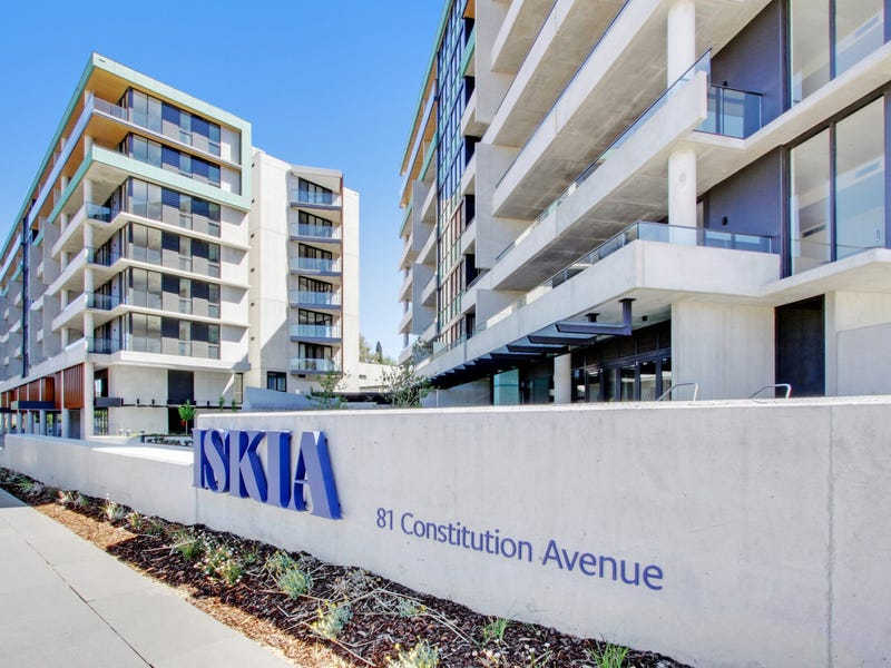 103/81 Constitution Avenue, Campbell, ACT 2612