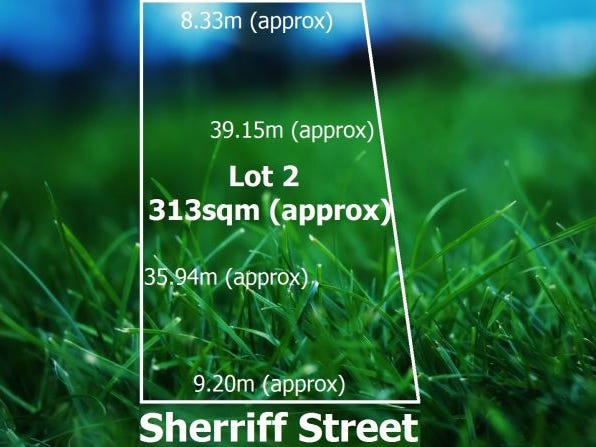 Lot 2, 154 Sherriff, Underdale
