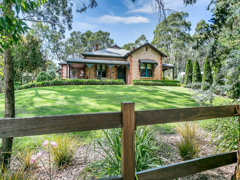 317 Scott Creek Road, Longwood, SA 5153