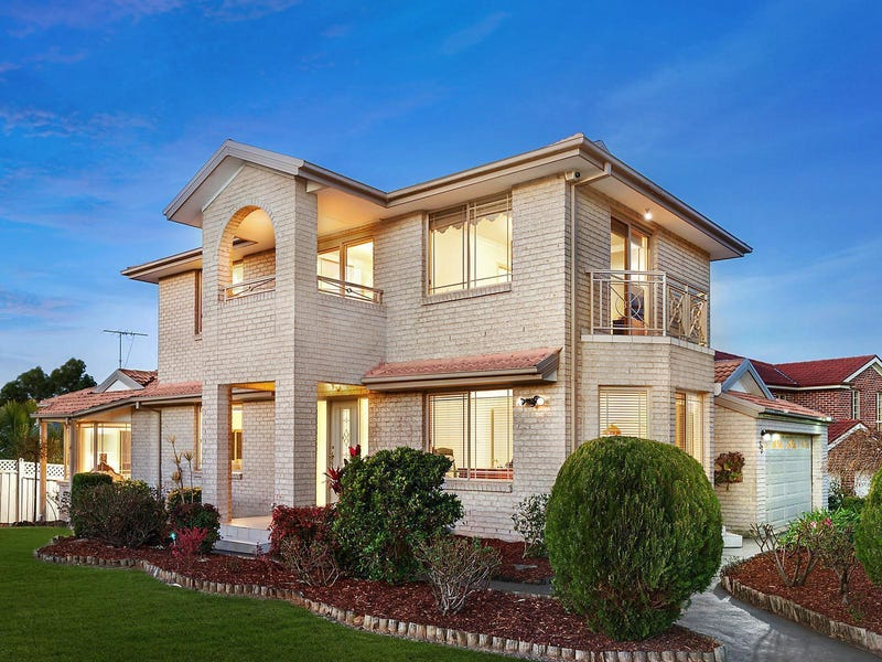 33 Comet Circuit, Beaumont Hills, NSW 2155