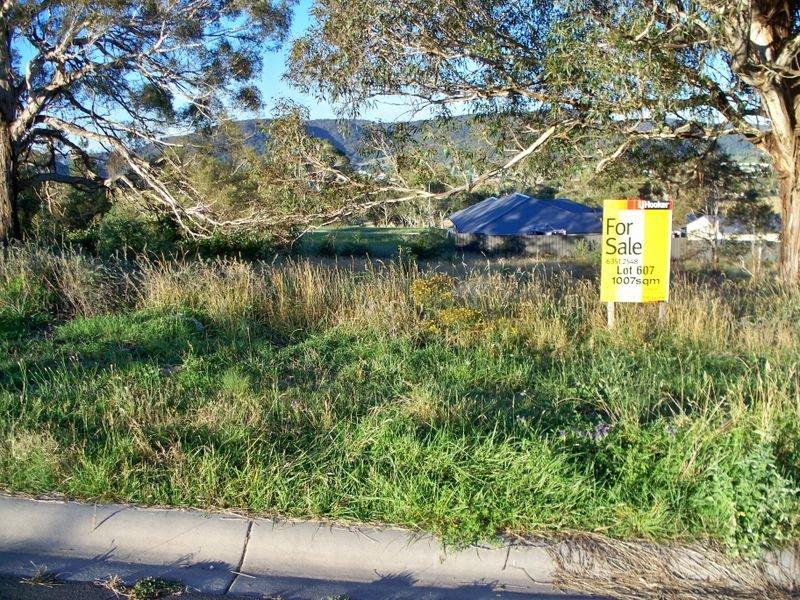 Lot 607 Hillcrest Avenue, Bowenfels, NSW 2790