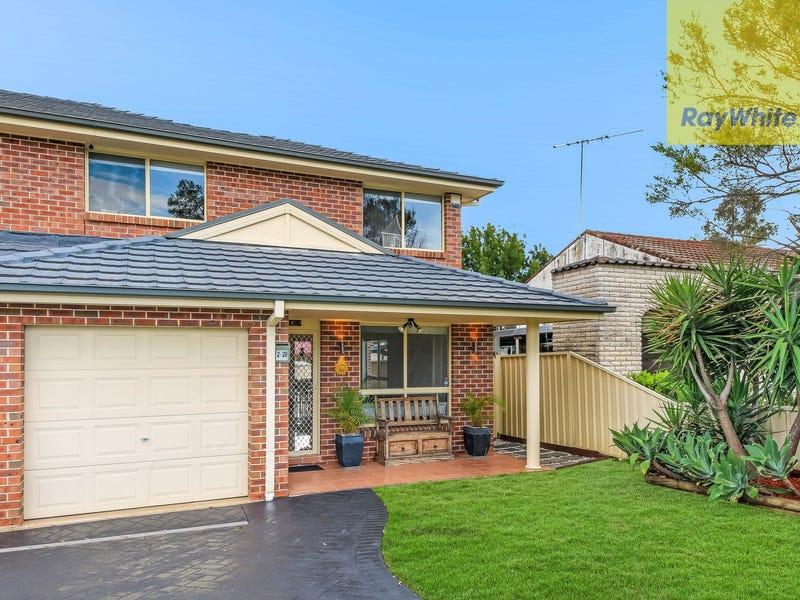 2/20 Camillo Street, Pendle Hill, NSW 2145