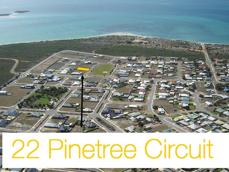 22 Pinetree Circuit, Jurien Bay, WA 6516