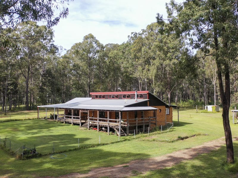 769 Lower Kangaroo Creek Road, Coutts Crossing, NSW 2460