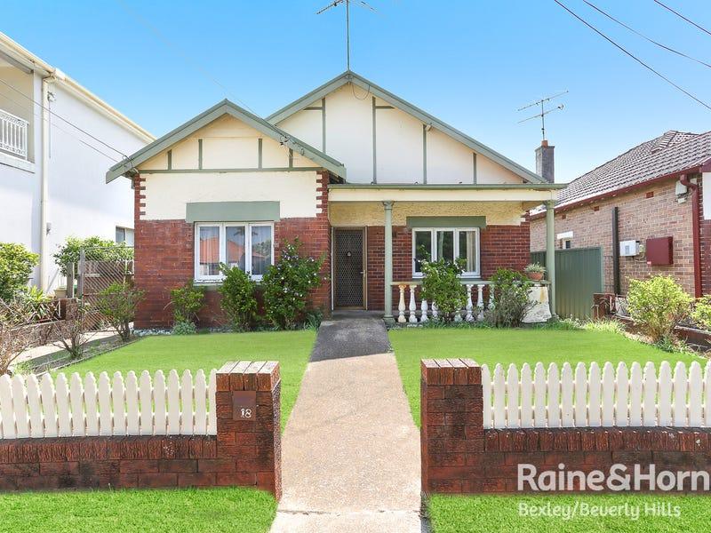 18 Augusta Street, Allawah, NSW 2218