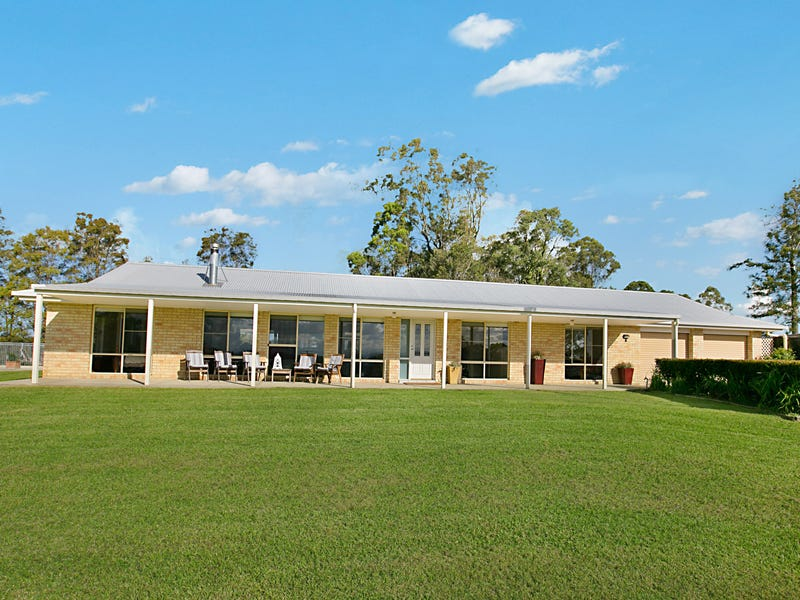 943 GLEN WILLIAM ROAD, GLEN WILLIAM VIA, Clarence Town, NSW 2321