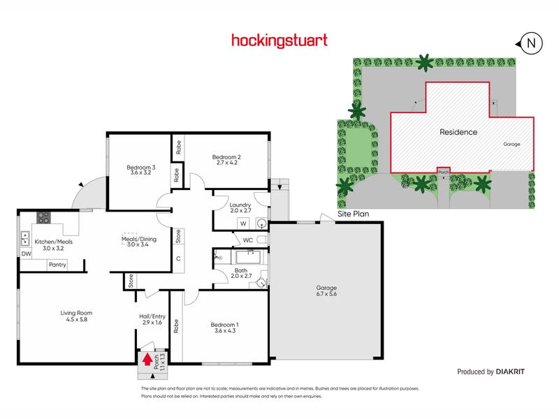 1/69-73 Earl Street, Kew, Vic 3101 - floorplan