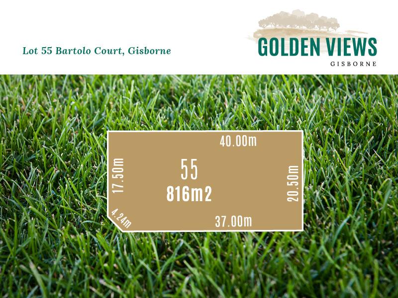 Lot 55, Bartolo Court, Gisborne, Vic 3437