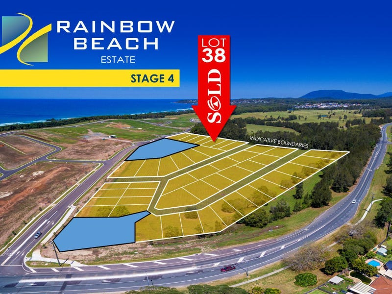 Lot 38 Rainbow Beach Estate, Lake Cathie, NSW 2445
