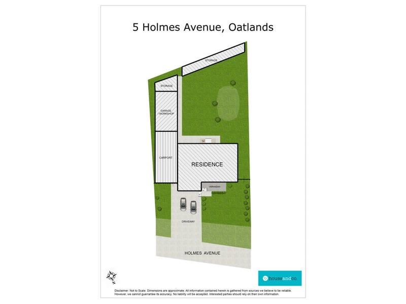 5 Holmes Avenue, Oatlands, NSW 2117