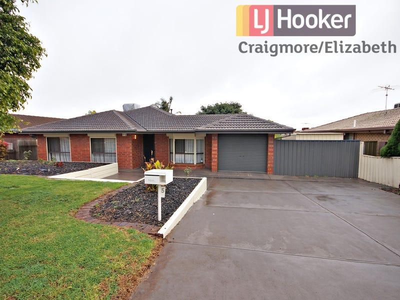 5 Adams Road, Craigmore, SA 5114