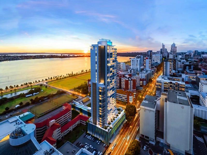 908/63 Adelaide Terrace, East Perth, WA 6004