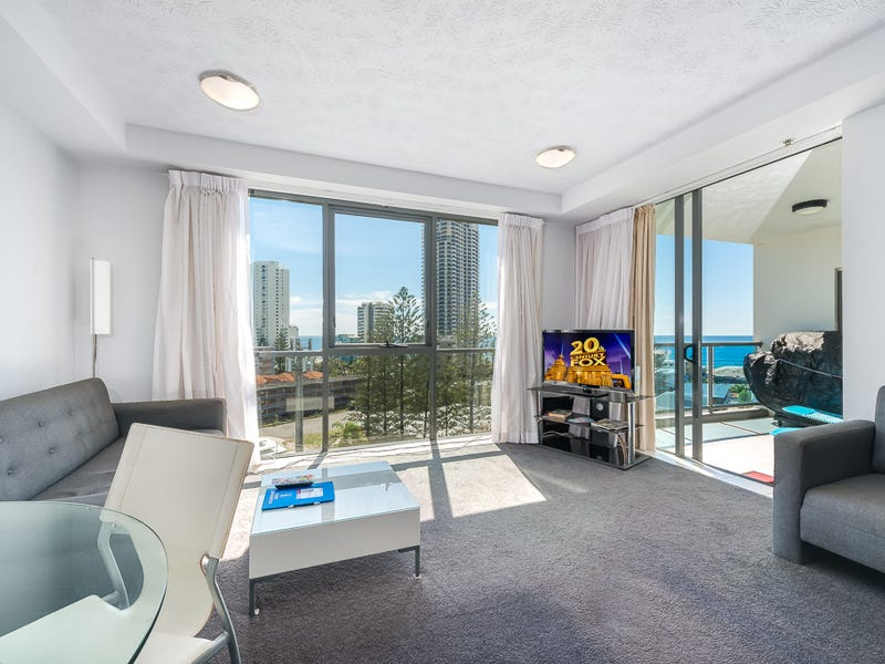 805/2865 Gold Coast Highway, Surfers Paradise, Qld 4217