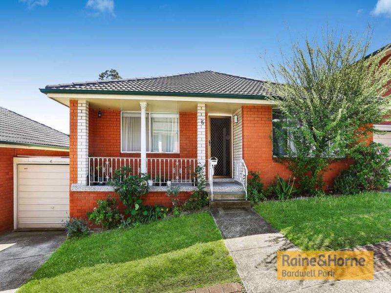 6/84-88 Wardell Road, Earlwood, NSW 2206