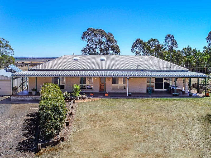 584 Drayton Connection Road, Finnie, Qld 4350