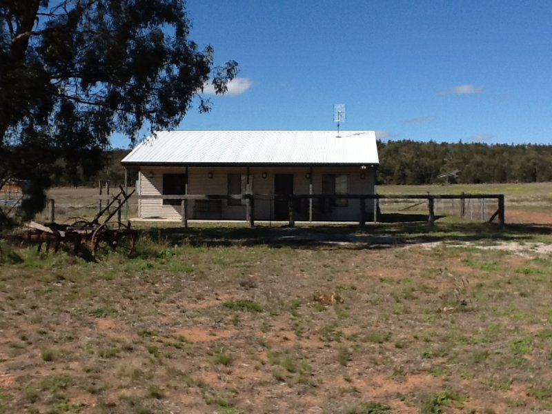 Clonolly Lane, Trundle, NSW 2875