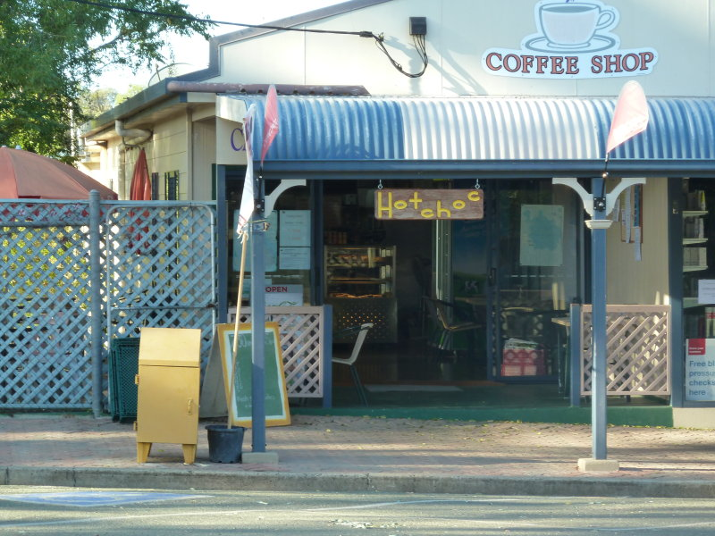 """ Hotchoc Coffee Shop "", Taroom, Qld 4420"