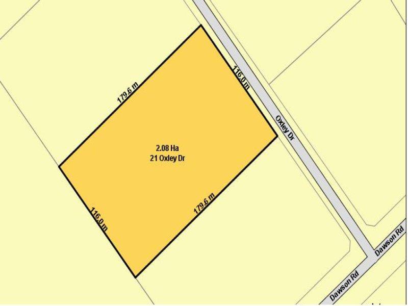 21 Oxley Drive, Glenlee, Qld 4711
