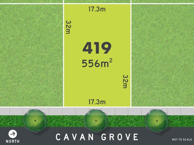Lot 419, Cavan Grove, Alfredton, Vic 3350