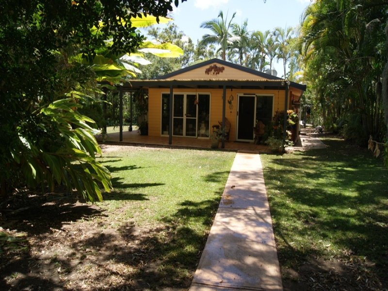 106 Yakapari-Habana Road, The Leap, Qld 4740
