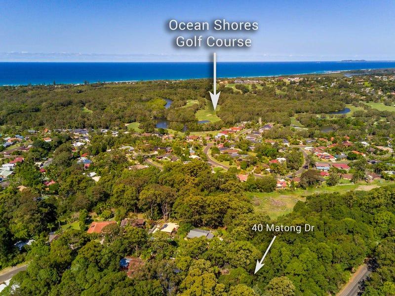 40 Matong Drive, Ocean Shores, NSW 2483