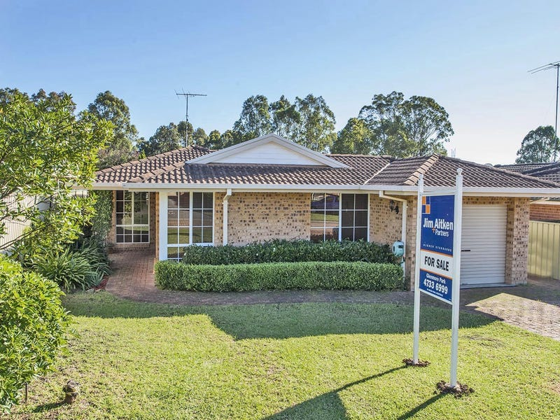 9 Spinosa Place, Glenmore Park, NSW 2745