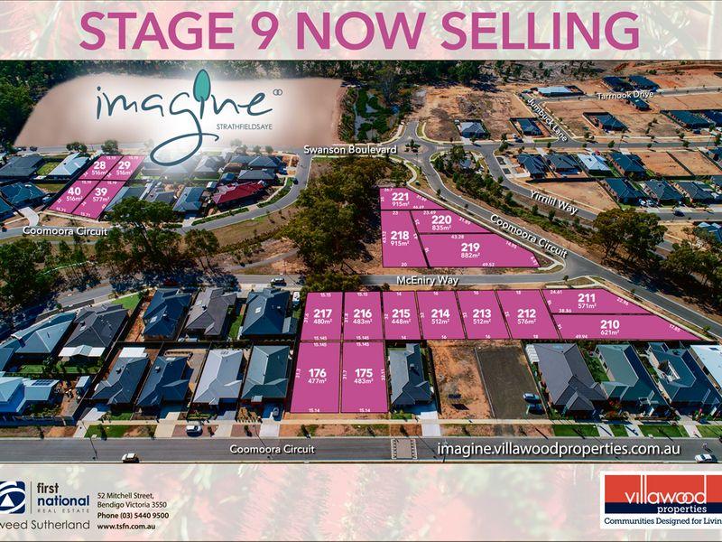 1 All Stages Imagine Estate, Strathfieldsaye, Vic 3551