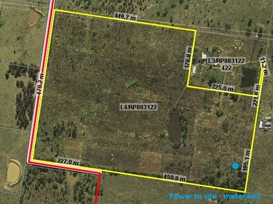 Lot 4 Ropeley Rockside Road, Ropeley, Qld 4343