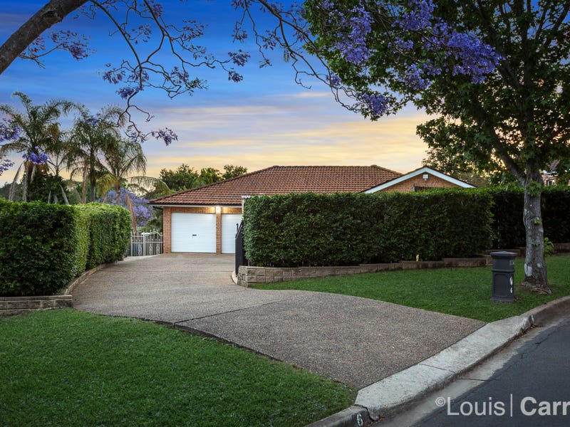 6 Carmel Close, Baulkham Hills