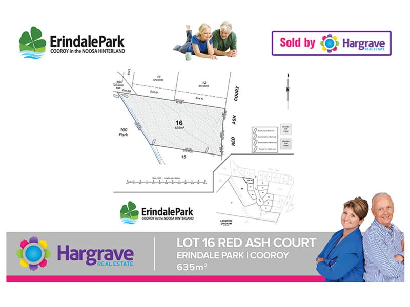 Lot 16 Red Ash Court - Erindale Park, Cooroy, Qld 4563