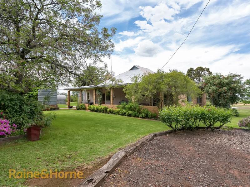 2420 Old Narrandera Road, Euberta, NSW 2650