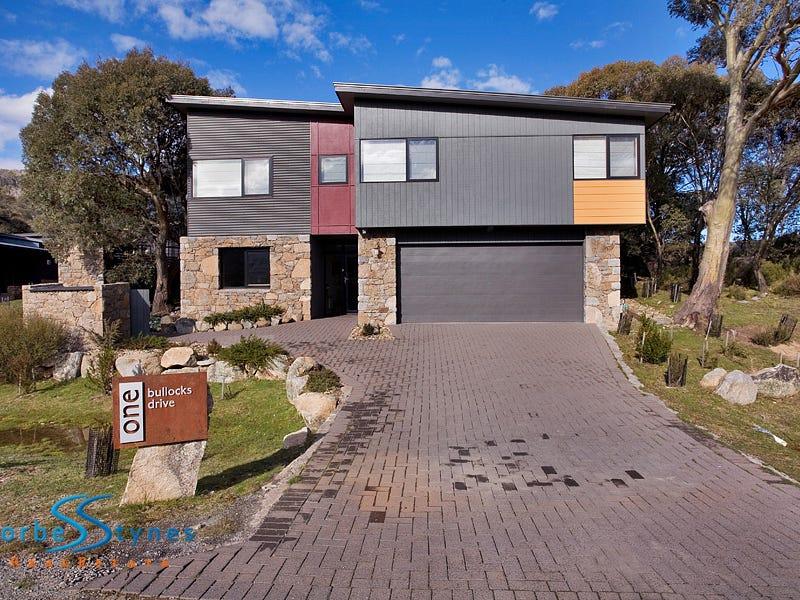 1 Bullocks Drive, Crackenback, NSW 2627