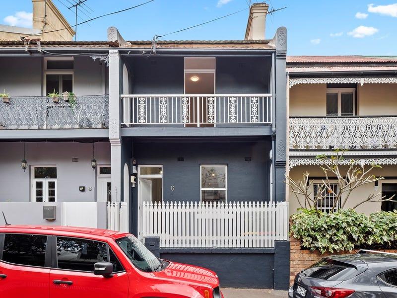 6 Hegarty Street, Glebe, NSW 2037