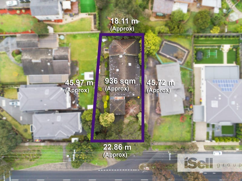 793 Ferntree Gully Road, Wheelers Hill, Vic 3150