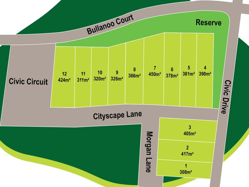 Cnr Civic Drive & Bullanoo Court, Greensborough, Vic 3088
