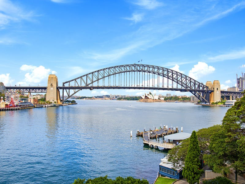 32/2a Henry Lawson Avenue, McMahons Point, NSW 2060